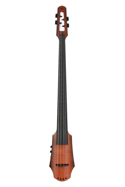 NS Design NXT4ACOBK 4-String NXT4a Cello-Black