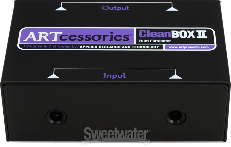 A.R.T Applied Research and Technology Cleanbox II Hum Eliminator