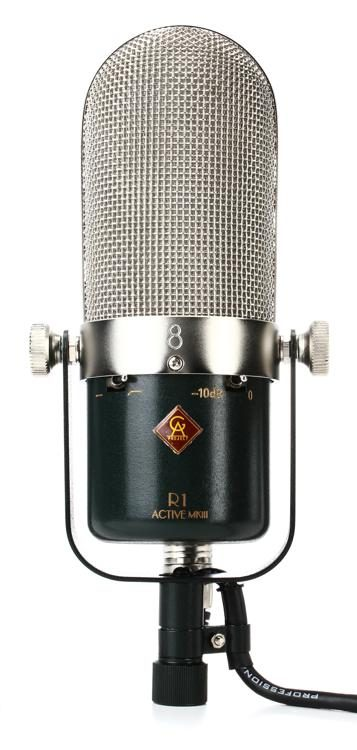 Image result for ribbon microphone