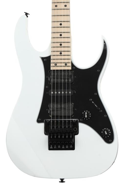 6c9b0a10d1e Ibanez Genesis Collection RG550 - White | Sweetwater
