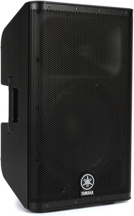 Yamaha Dxr12 1100w 12 Powered Speaker Sweetwater