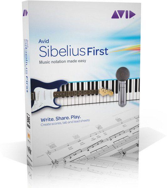 Sibelius 6 First