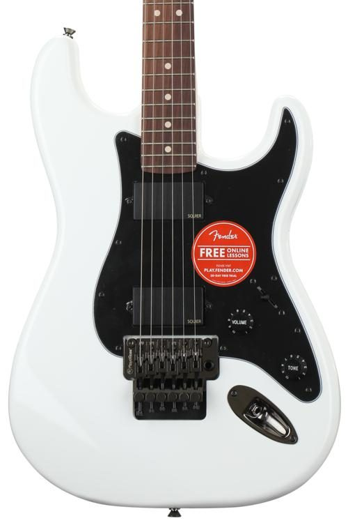 Contemporary Active Stratocaster HH - Olympic White