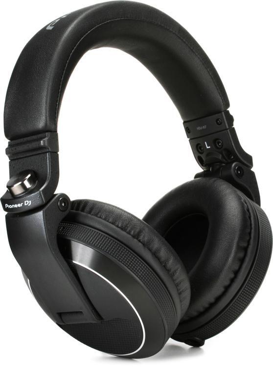 9d5143f946a Pioneer DJ HDJ-X7 Professional DJ Headphones - Black. Closed-back ...