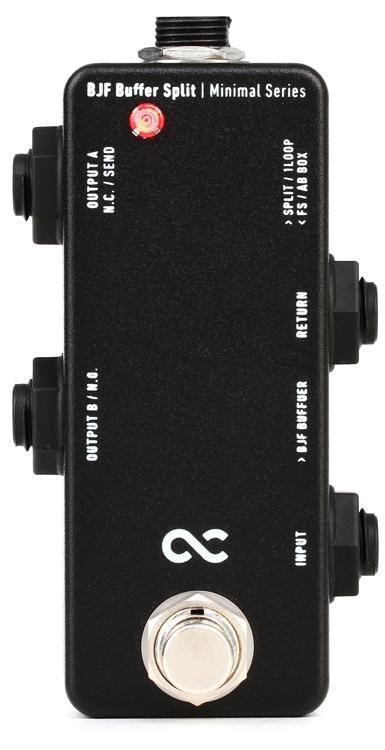 One Control BJF Buffer Pedal