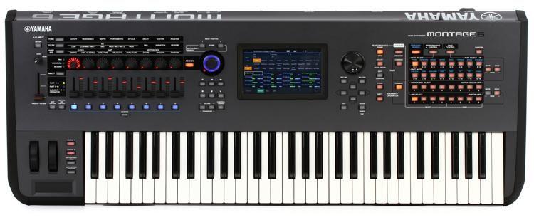 Montage 6 61-key Synthesizer