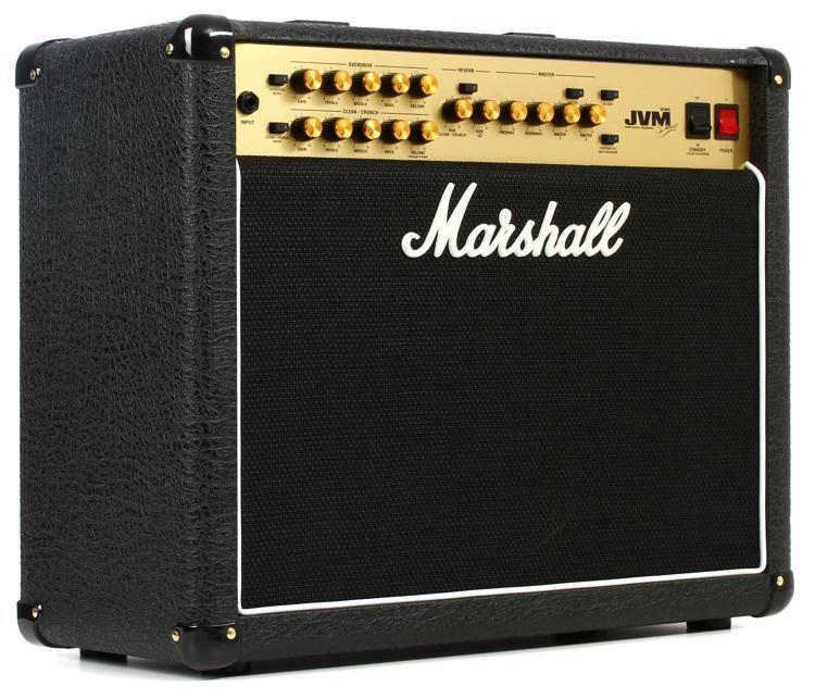 Marshall Jvm215c 50 Watt 1x12 2 Channel Combo Amp