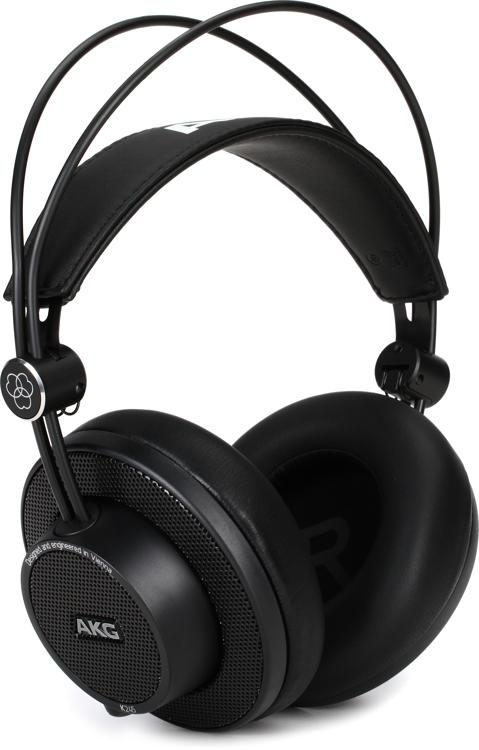 ffff9a9a969 AKG K245 Open-back Foldable Headphones | Sweetwater