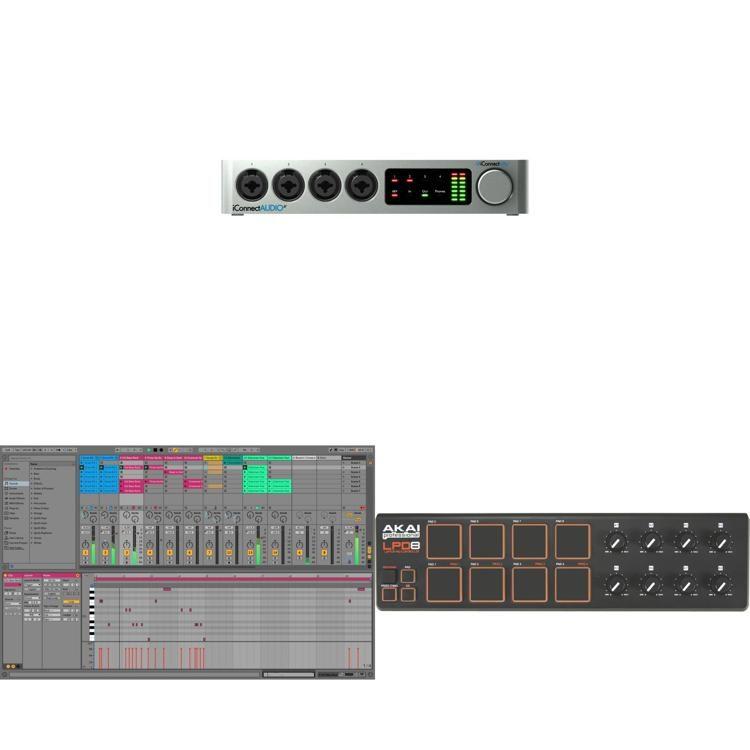 Live 10 Standard Worship - Pad Controller Bundle