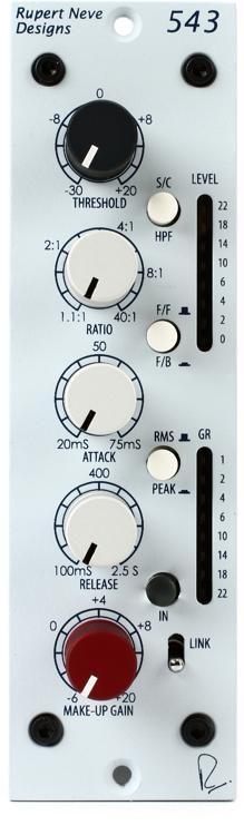 Resultado de imagem para Rupert Neve Designs 543 Compressor/Limiter