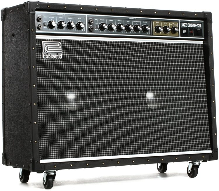 JC-120 Jazz Chorus 120-watt 2x12