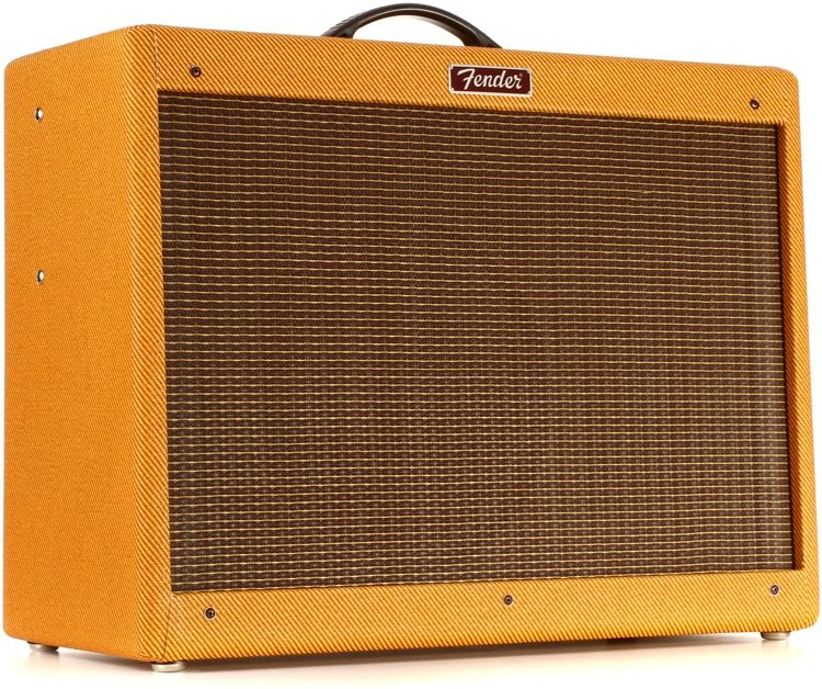Fender Tweed Amp >> Blues Deluxe 40 Watt 1x12 Tube Combo Amp Tweed