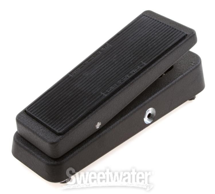 Dunlop GCB95F Cry Baby Classic Wah Pedal with Fasel