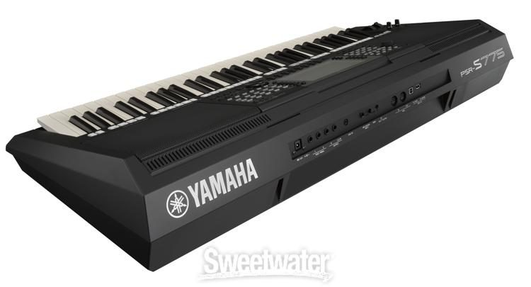 Yamaha PSRS775 61-key Arranger Workstation | Sweetwater