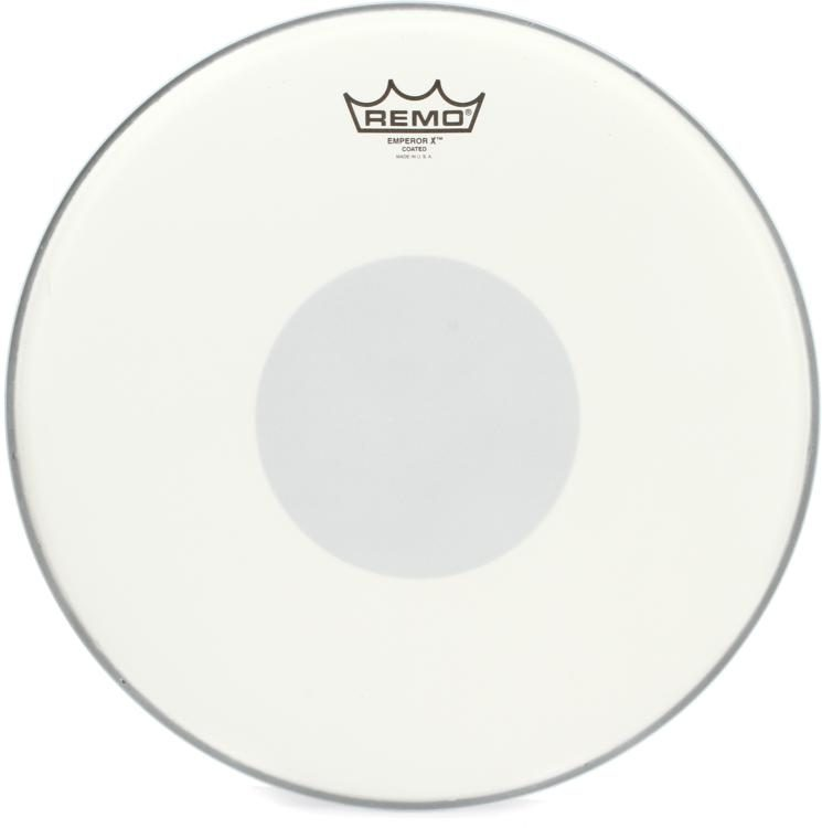 Remo Emperor X Coated Snare Drum Head-14