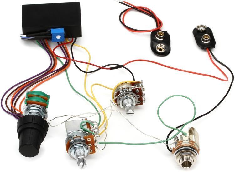 hr wiring harness bartolini hr 3 3ap 918 prewired harness 3 knob 2 band eq with  bartolini hr 3 3ap 918 prewired harness