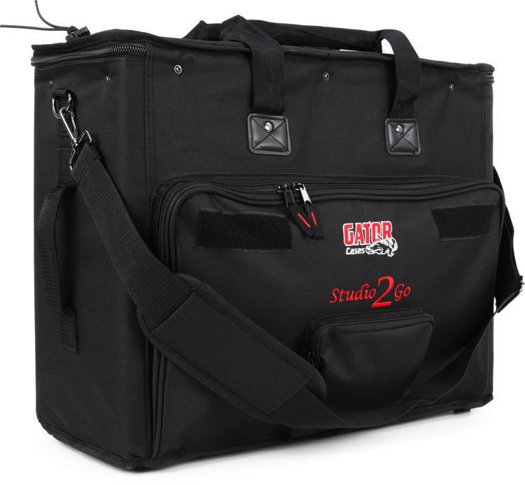 Gator Gsr 2u Studio 2 Go Laptop Rack Bag Image 1