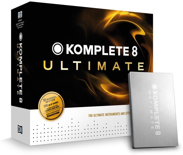 Komplete 8 Ultimate EDU Lab - Additional License