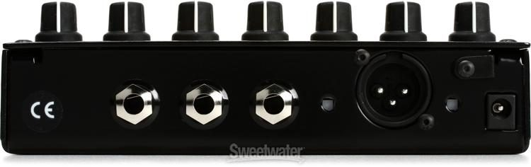 Radial Bassbone V2 2-ch Bass Preamp and DI | Sweetwater