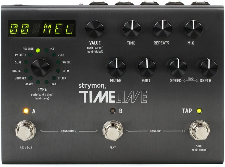 DOWNLOAD DRIVERS: STRYMON TIMELINE PEDAL