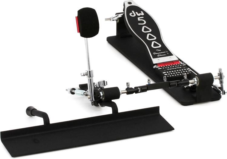 DW Complete Pedal linkage with red universals