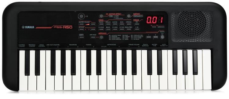PSSA50 Yamaha Portable Keyboard