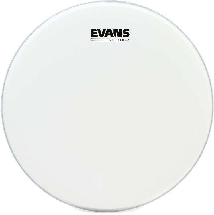 "Evans Genera HD Dry B13HDD 13/"" Snare Batter"