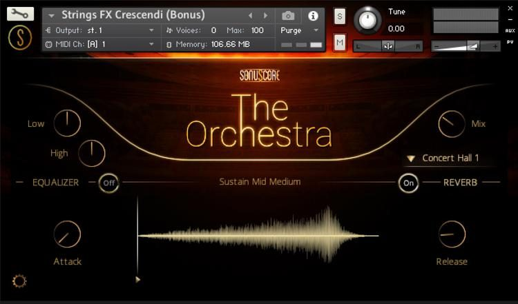 Sonuscore: The Orchestra Complete - Upgrade from