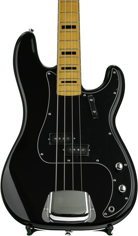 Squier Classic Vibe P Bass '70s - Black. 4-string Electric Bass ...
