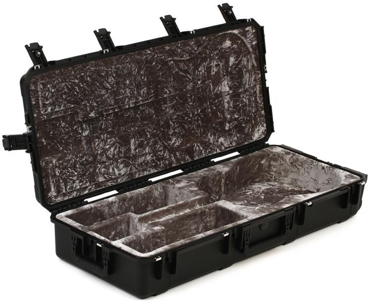 b3b5ee6f74b SKB 3i-4217-18 Waterproof Acoustic Guitar Case - Black | Sweetwater