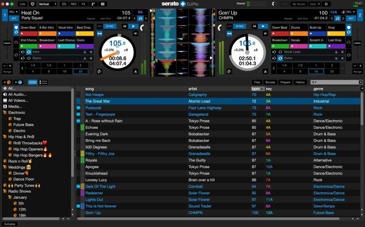 DJ Pro Software