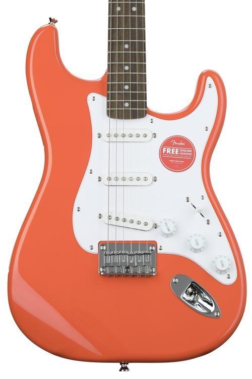 Bullet Strat HT - Fiesta Red with Indian Laurel Fingerboard