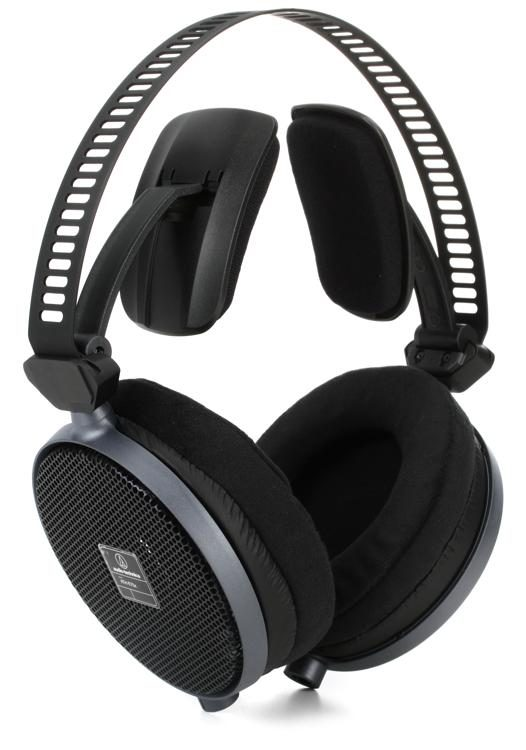 4ff778a4b3d Audio-Technica ATH-R70x Open-back Dynamic Reference Headphone image 1