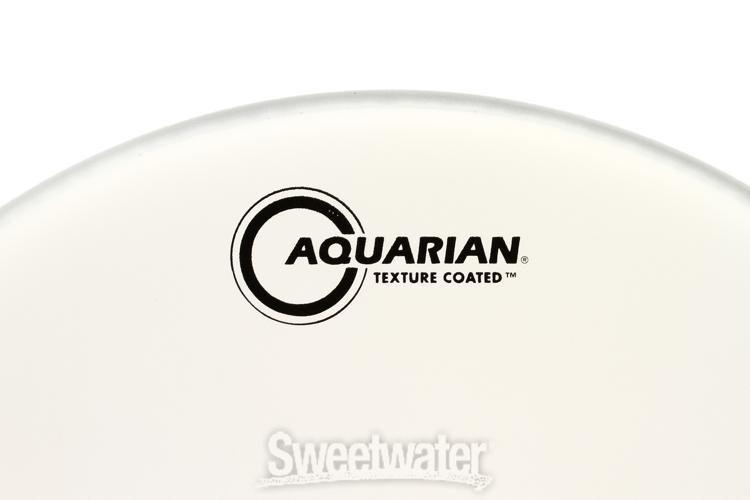 """Aquarian TC14 14/"""" Texture Coated Head"""