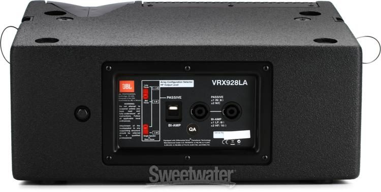 JBL VRX928LA | Sweetwater