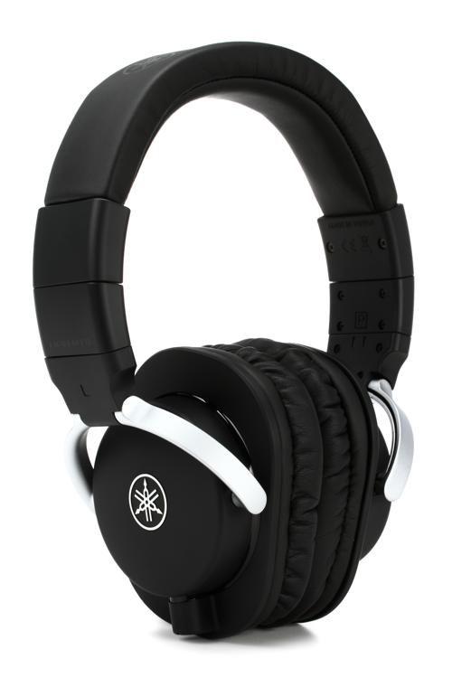 yamaha headphones. yamaha hph-mt8 over-ear headphones image 1