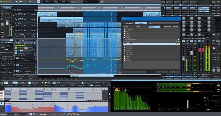 Samplitude Pro X4 Suite - Upgrade from previous Suite license