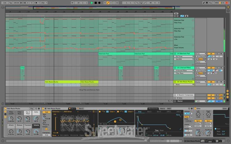 Ableton Live 10 Suite - Upgrade from Live 1-9 Standard (download