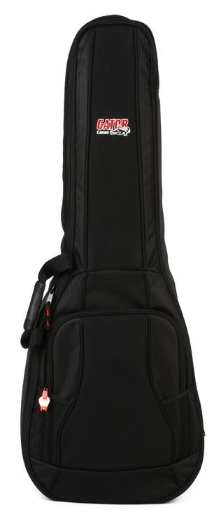 5ffa99a9ce Gator 4G Series Acoustic/Electric Double Gig Bag - Dual | Sweetwater