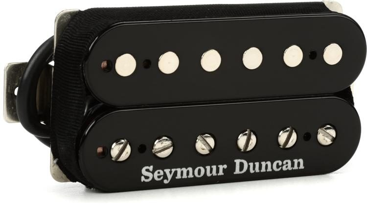 SH-4 JB Model Humbucker Pickup - Black Jb Humbucker Pickup Wiring Diagram on