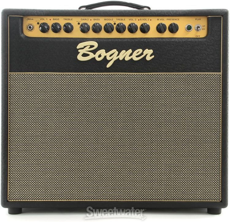 cost charm limited guantity new style Bogner Shiva EL34 80-watt 1x12