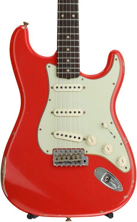 Fender Custom Shop 1960 Relic Stratocaster