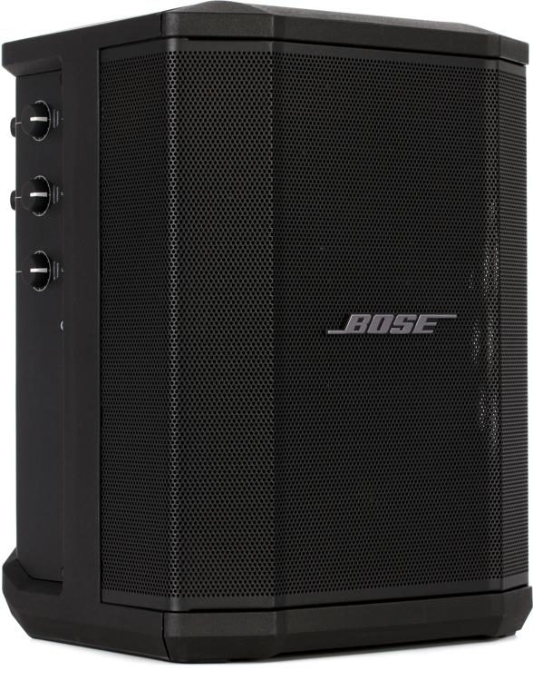 Bose Sound System >> Bose S1 Pro Multi Position Pa System With Battery Sweetwater