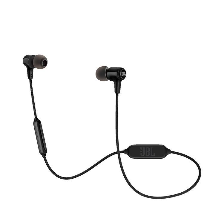 E25BT In-Ear Bluetooth Earphones - Black