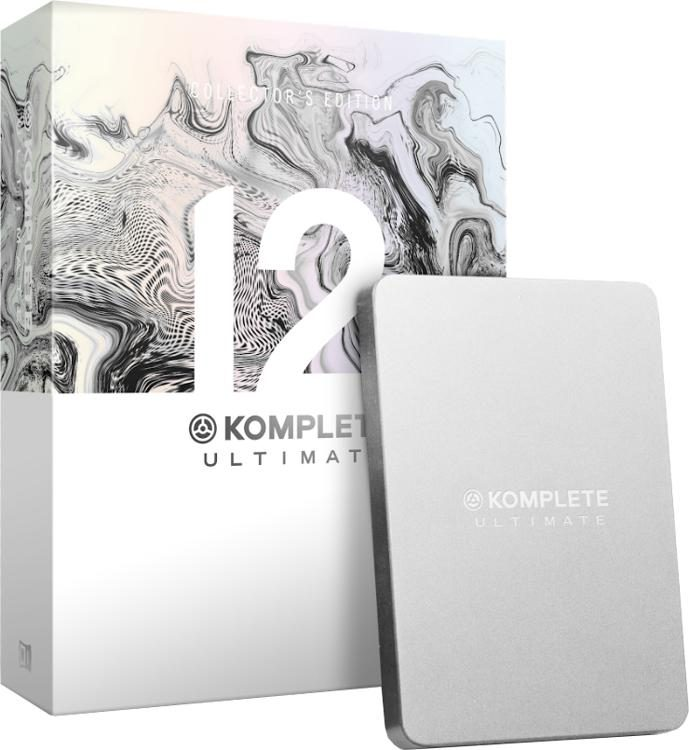 Komplete 12 Ultimate Collector's Edition Upgrade from Komplete Ultimate