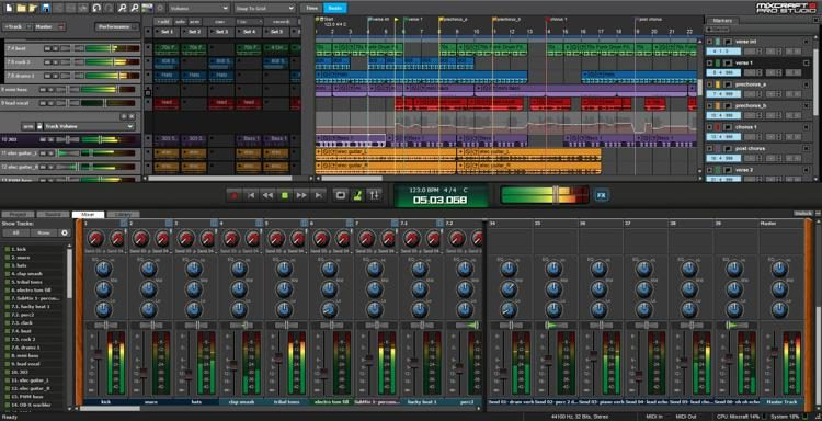 Mixcraft Pro Studio 8 (download)