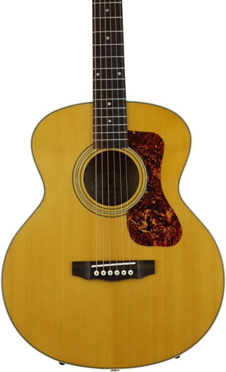 dc48df71783 Guild Jumbo Junior Maple - Natural | Sweetwater