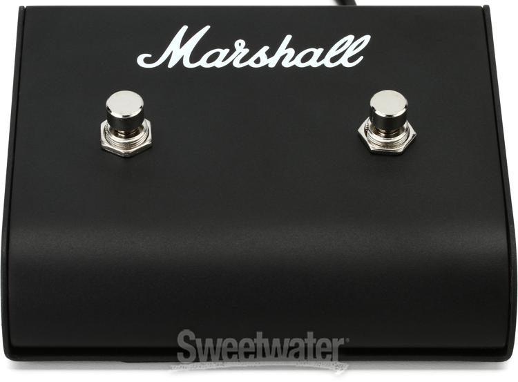 Marshall PEDL91004 2-fach Fußschalter