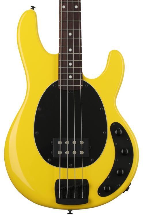 ernie ball stingray bass