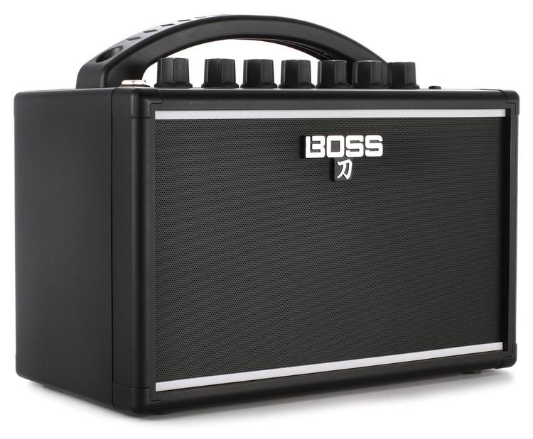 Boss katana mini 7 watt combo amp sweetwater boss katana mini 7 watt combo amp image 1 publicscrutiny Image collections